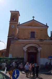 San Rocco quest'anno si festeggia in cascina