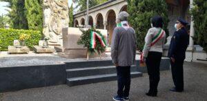 25 aprile, le celebrazioni della Festa della Liberazione. Foto