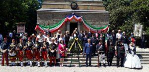 Celebrazioni per il 162° anniversario della Battaglia di Magenta: foto e video