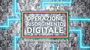 """Il Comune di Magenta aderisce all'Operazione Risorgimento Digitale. Il Sindaco Calati: """"Un'opportunità gratuita per tutti i cittadini per imparare o migliorare l'utilizzo dei servizi online della Pubblica Amministrazione"""""""