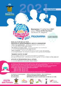 Festa della Famiglia 2021, appuntamento in villa Naj Oleari domenica 12 settembre