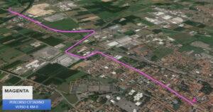 """Milano-Torino 2021, mercoledì 6 ottobre la partenza da Magenta. Il sindaco Calati: """"Un'opportunità per il nostro territorio"""""""